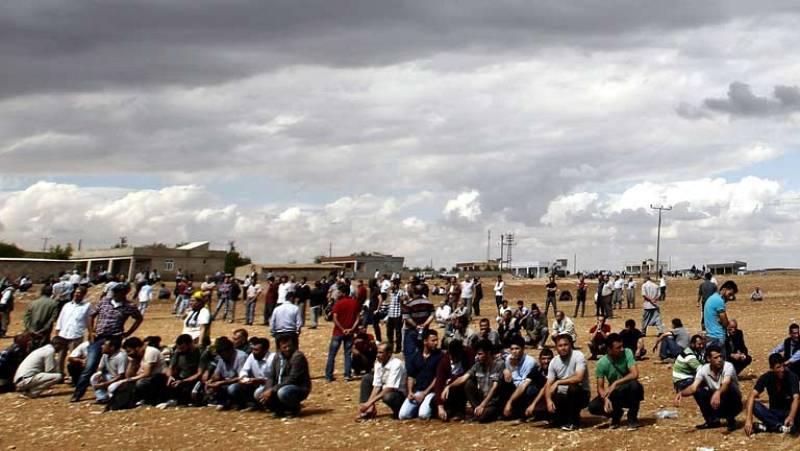 Estado Islámico gestiona un territorio entre Siria e Irak con 8 millones de habitantes