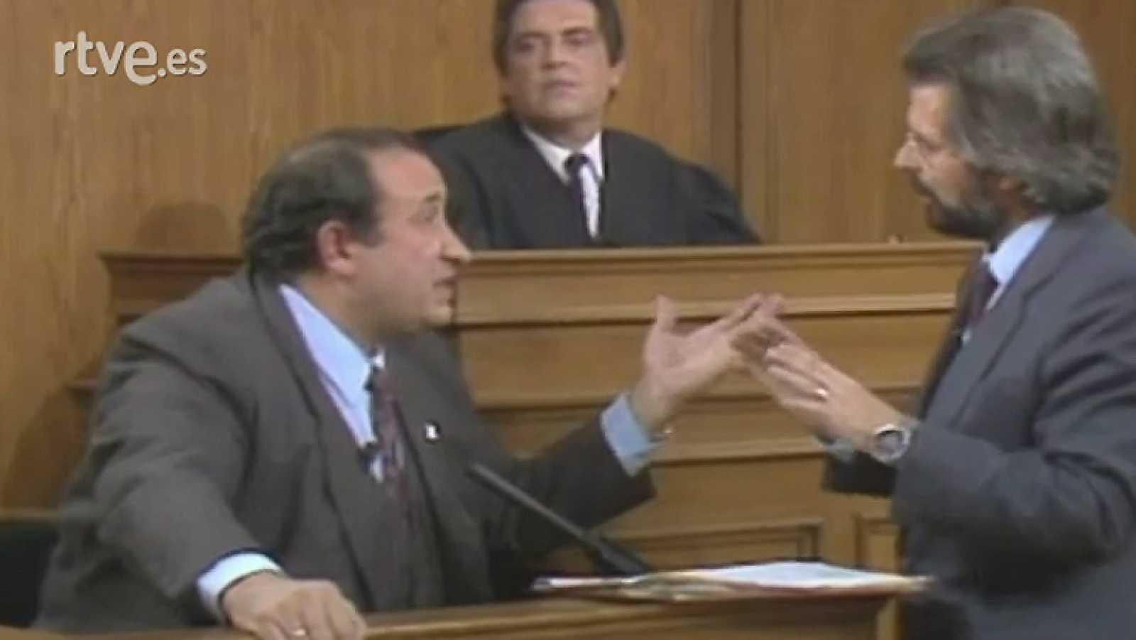 Tribunal popular - 'juicio' a Jesús Gil