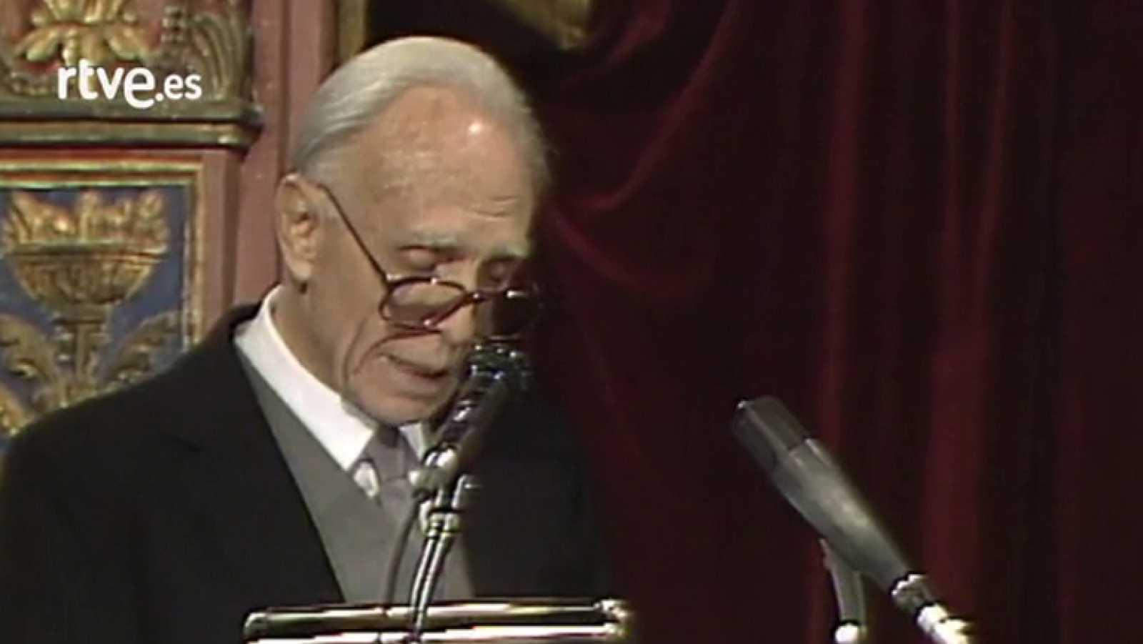 Discurso Adolfo Bioy Casares, Premio Cervantes 1990