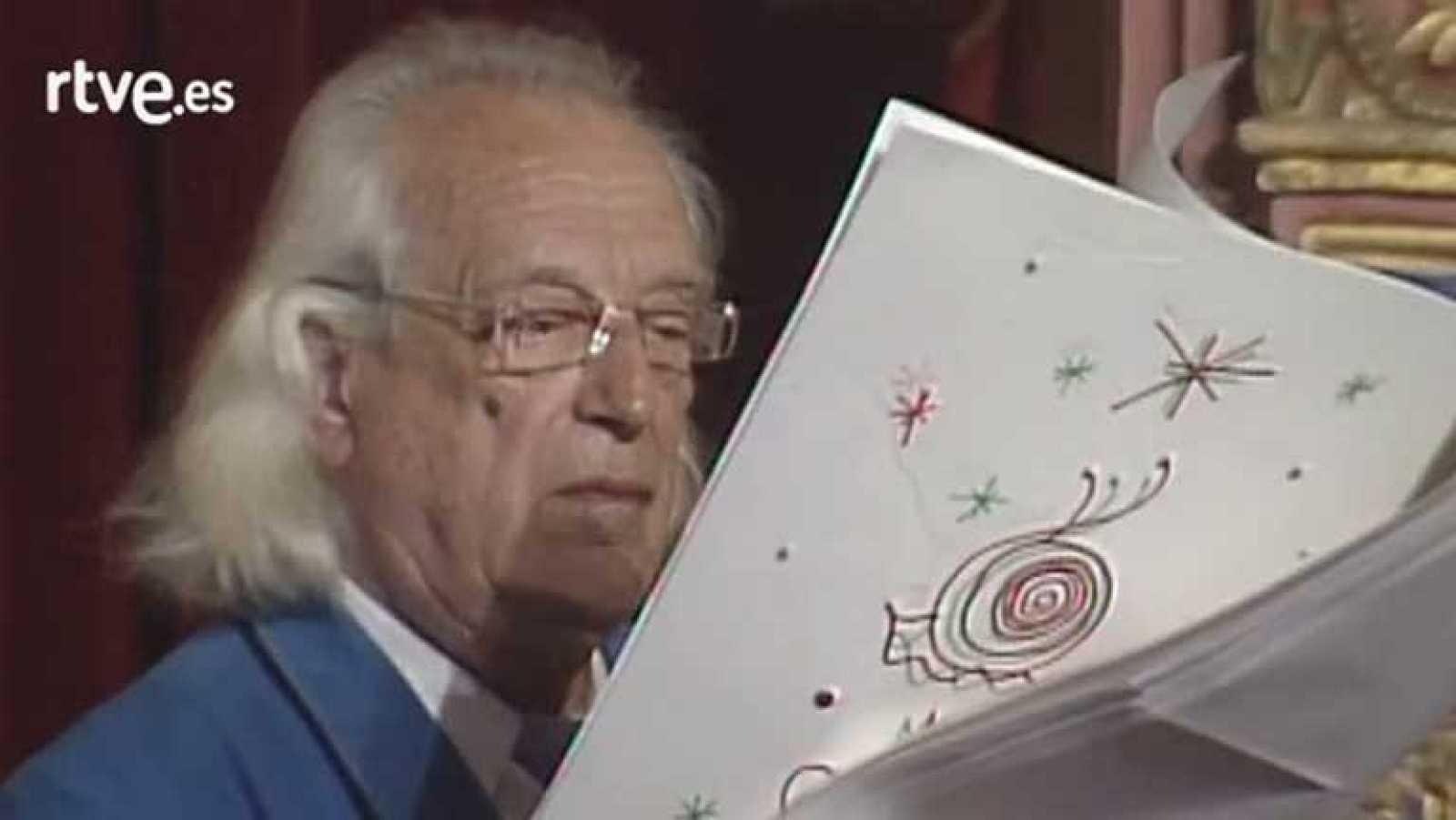 Discurso Rafael Alberti, Premio Cervantes 1983