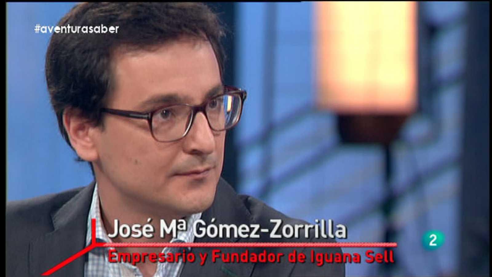 La Aventura del Saber. Arturo de las Heras. Emprendedores. Ecomerce. Jose Gomez Zorrilla