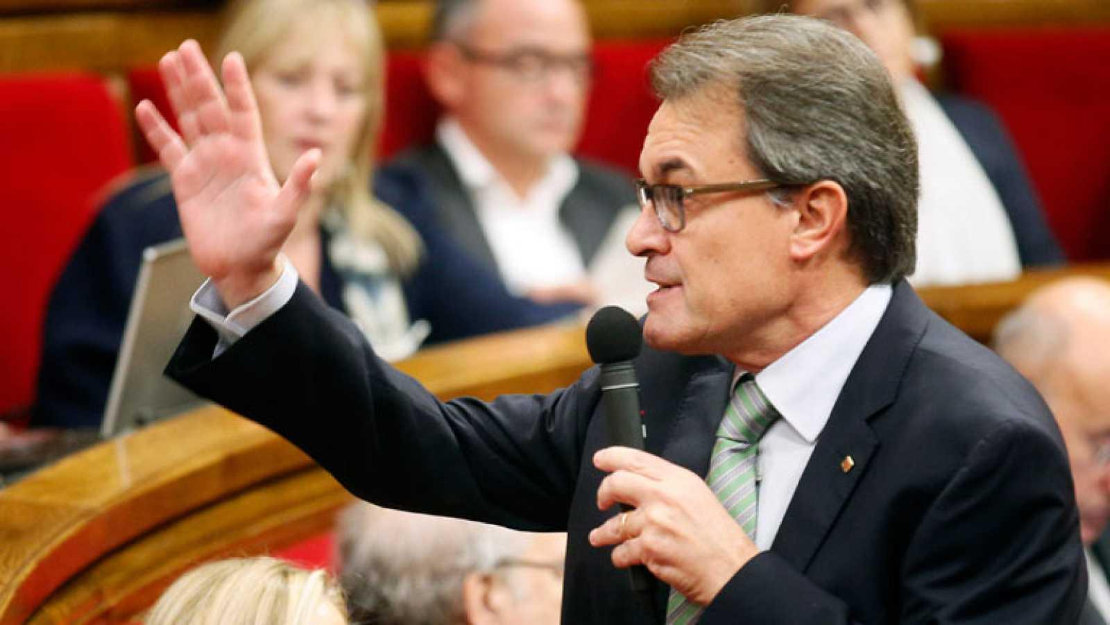 """La Generalitat pide el """"levantamiento inmediato"""" de la suspensión de la consulta"""