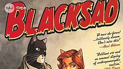 """Tres14 - Animación del cómic """"Blacksad"""""""
