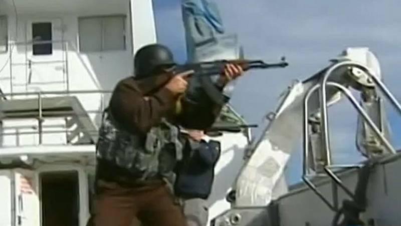 Cinco años del secuestro del atunero vasco Alakrana