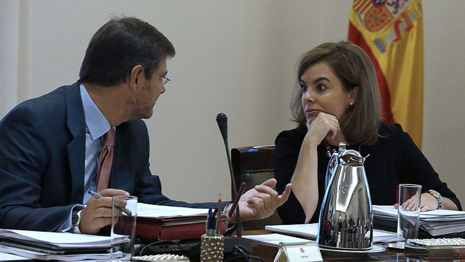 El Gobierno impugnará el decreto firmado por Mas para crear la 'junta electoral' de la consulta