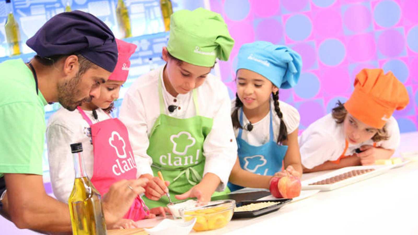 'Cocina con Clan', un programa para que los niños aprendan a comer sano