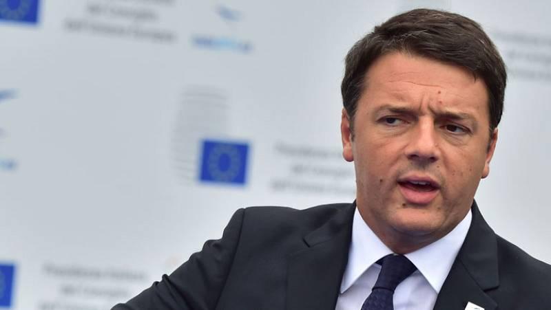 Matteo Renzi consigue aprobar su reforma laboral