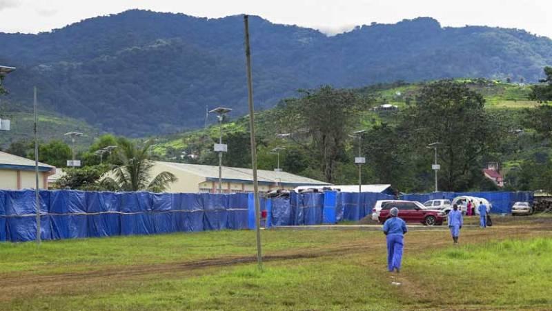 Desde abril Médicos Sin Fronteras trabaja en las zonas más afectadas de África