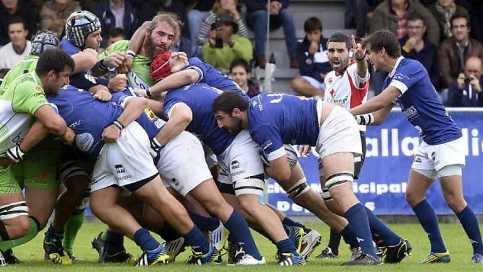 Rugby - Supercopa Española VRAC. Quesos Entrepinares - Bathco Rugby. Desde Valladolid - ver ahora