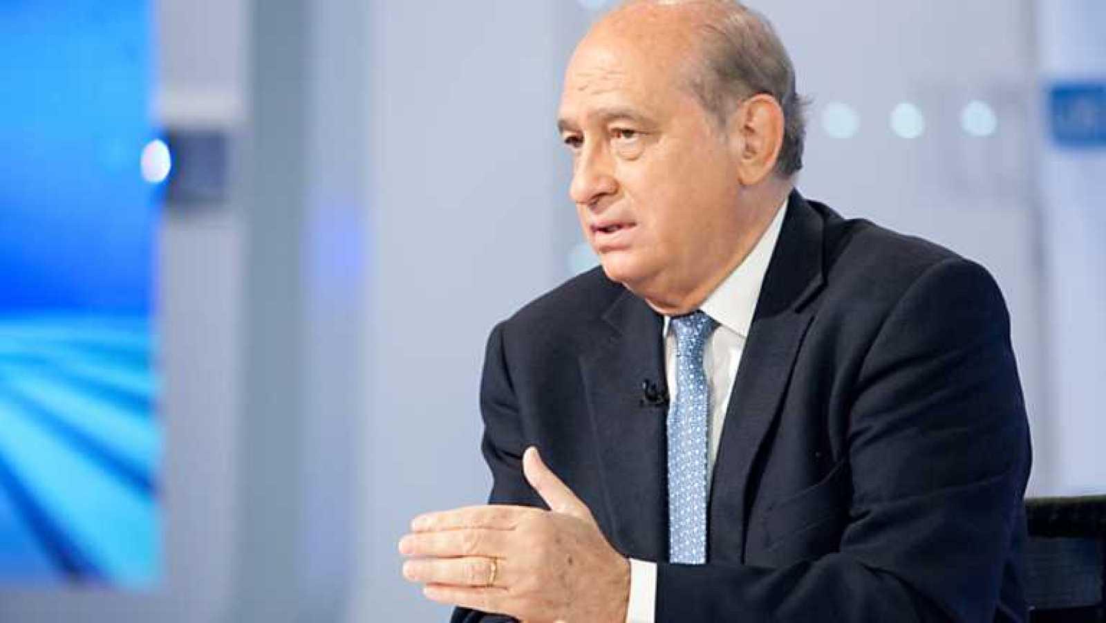 """""""Los Desayunos de TVE - Jorge Fernández Díaz, ministro del Interior - Ver ahora"""""""