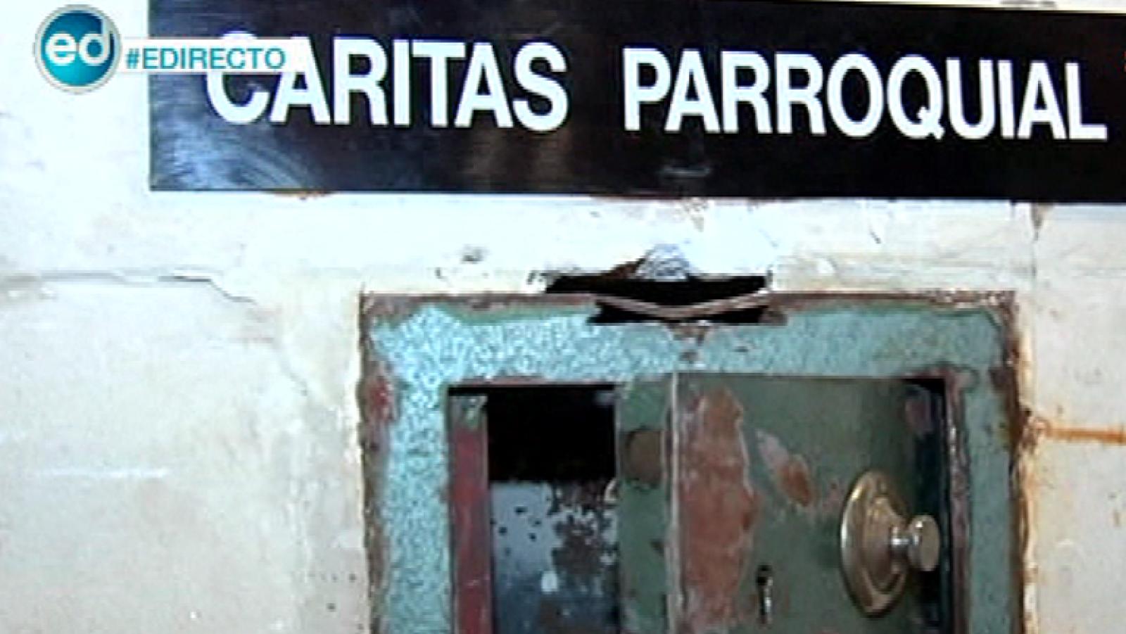 España Directo- Roban 1.000 euros del cepillo de una iglesa de Burgos