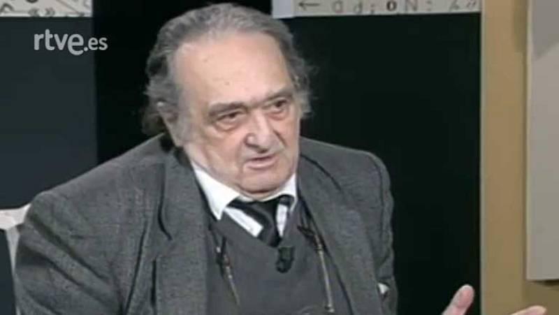 Negro sobre blanco - Rafael Sánchez Ferlosio