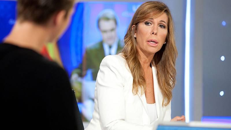 """Alicia Sánchez-Camacho, PP de Cataluña:""""Ójala Artur Mas recupere el sentido común y la lealtad"""""""