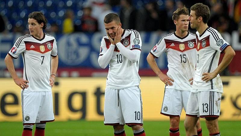 Alemania, la maldición del campeón del mundo