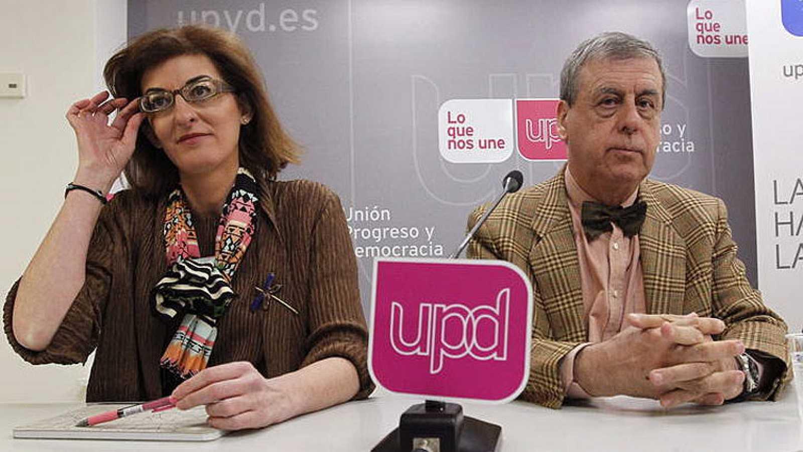 """UPyD aparta a Sosa Wagner como portavoz en Bruselas """"por la ausencia de interlocución"""""""