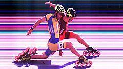 Patinaje de velocidad - Roller Marathón. Playas de Castellón