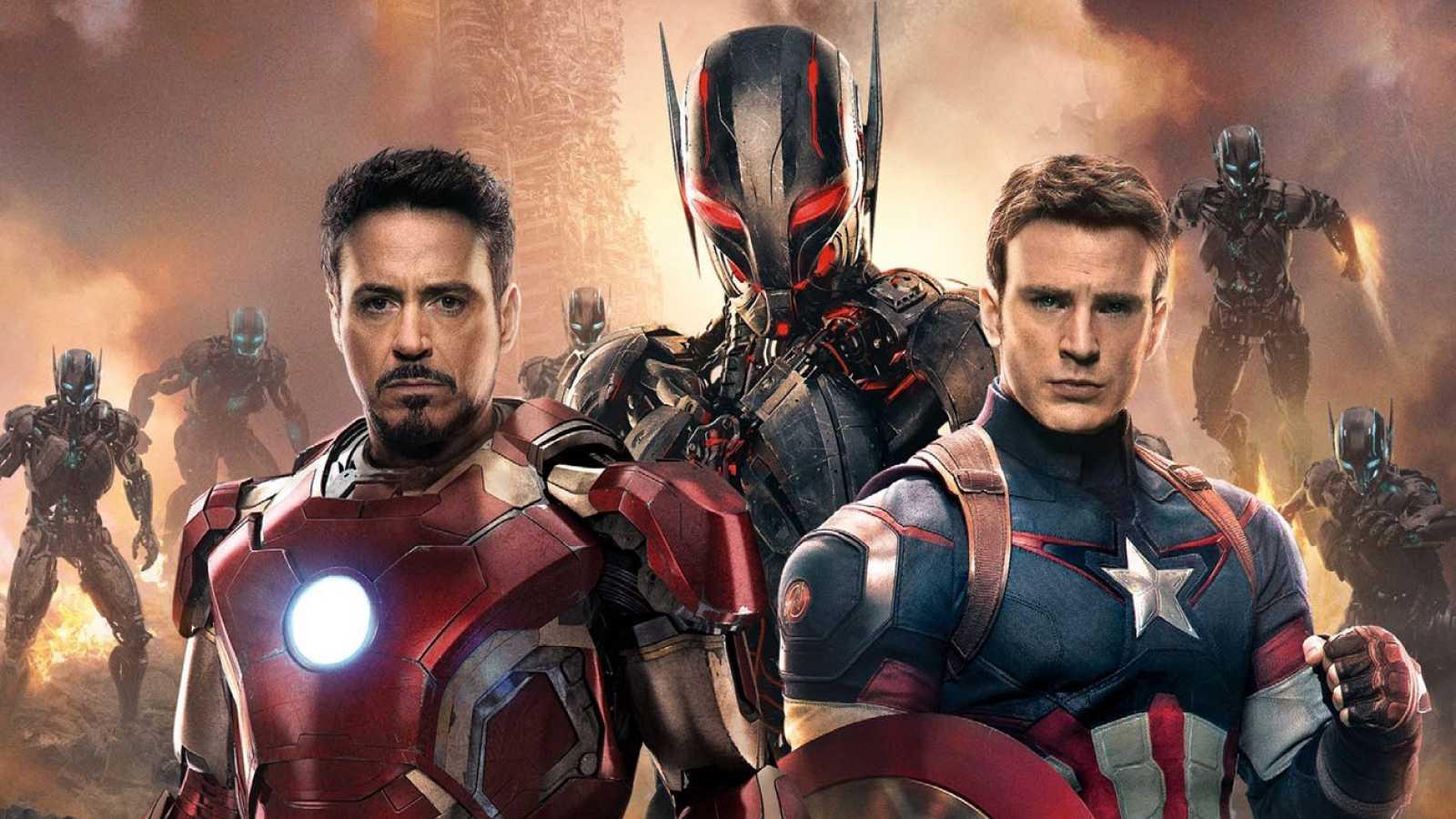 Resultado de imagen para Vengadores: La era de Ultrón