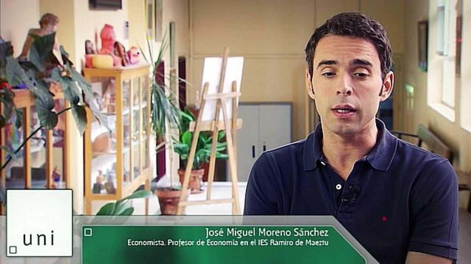 Economistas en primera persona. José Miguel Moreno Sánchez