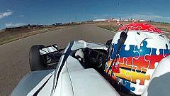 Automovilismo - Karting Campeonato de España. Prueba Motorland