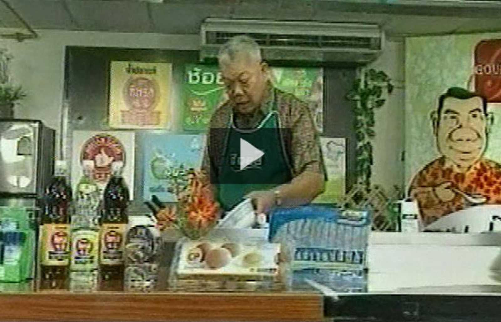 El primer ministro cocinero