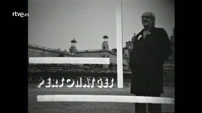 Arxiu TVE Catalunya - Personatges - Francesc de Borja Moll