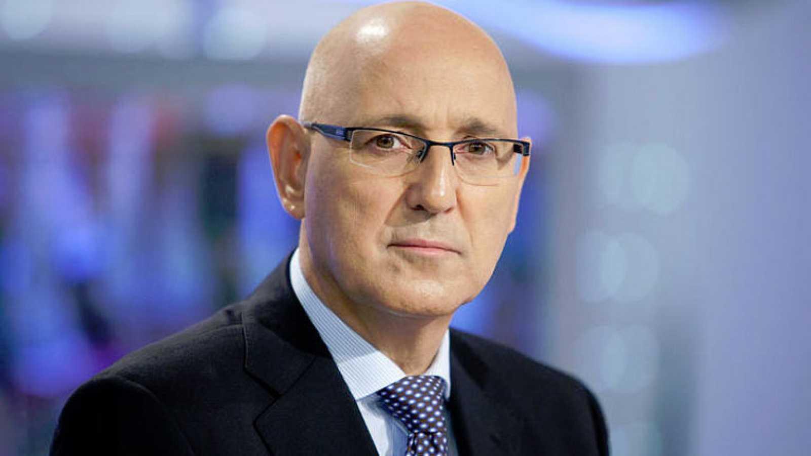 José Antonio Álvarez Gundín, nuevo director de los Servicios Informativos de TVE