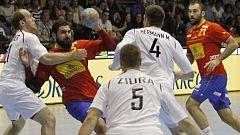 Balonmano - Clasificación Campeonato de Europa masculino 2016.  España-Austria