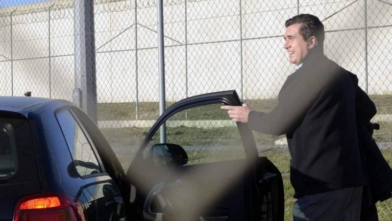 El expresidente balear Jaume Matas obtiene el tercer grado penitenciario y sale de la cárcel