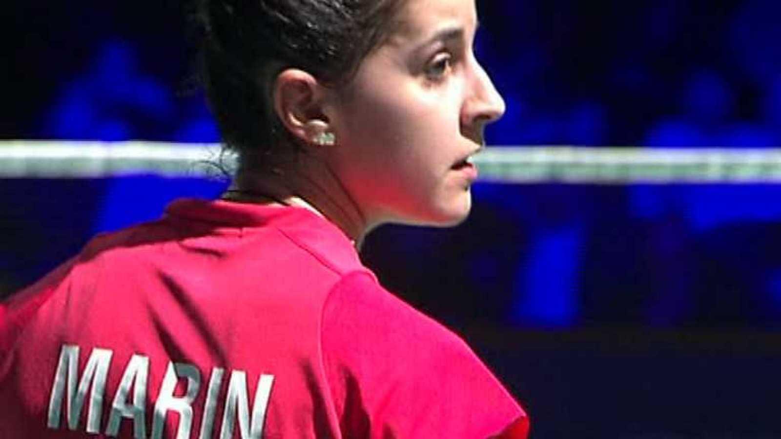 Badminton - Grand Prix Gold 'Bitburguer Badminton Open' . Semifinal desde Saarbrucken (Alemania) - ver ahora