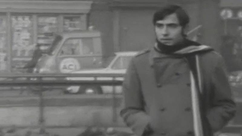 El primer recital de Serrat en televisión (1968)