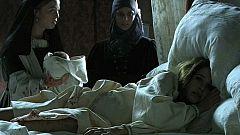 Isabel - Juana da a luz y no quiere saber nada del niño