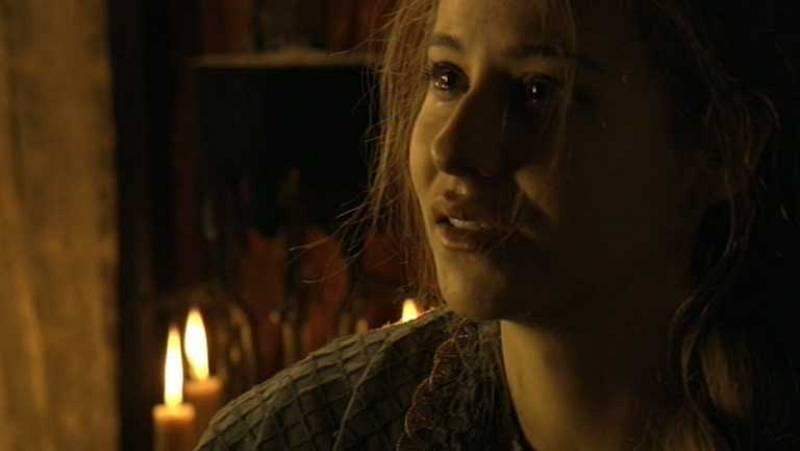 Juana blasfema, su Dios se llama Felipe