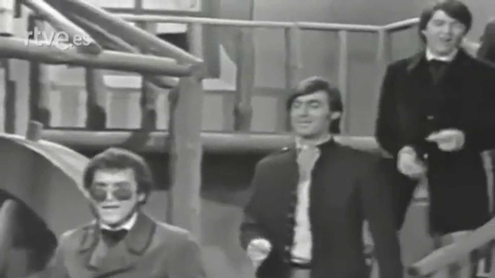Los Brincos - Amiga mía (1968)
