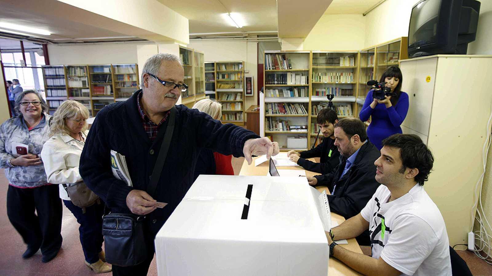 La Justicia cree desproporcionado retirar las urnas del 9N