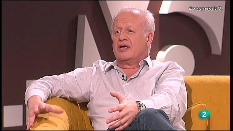 """Vespre a La 2 - Juan Echanove, """"Conversaciones con mamá"""""""