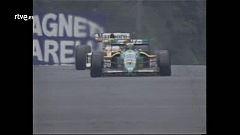 Conexión Vintage: Senna adelanta a Nannini en el Gran Premio de Japón 89