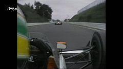 Conexión Vintage: Senna echa de la pista a Prost en Japón 89