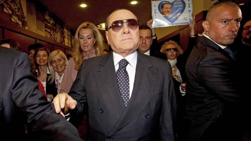 Silvio Berlusconi sigue influyendo en la política italiana