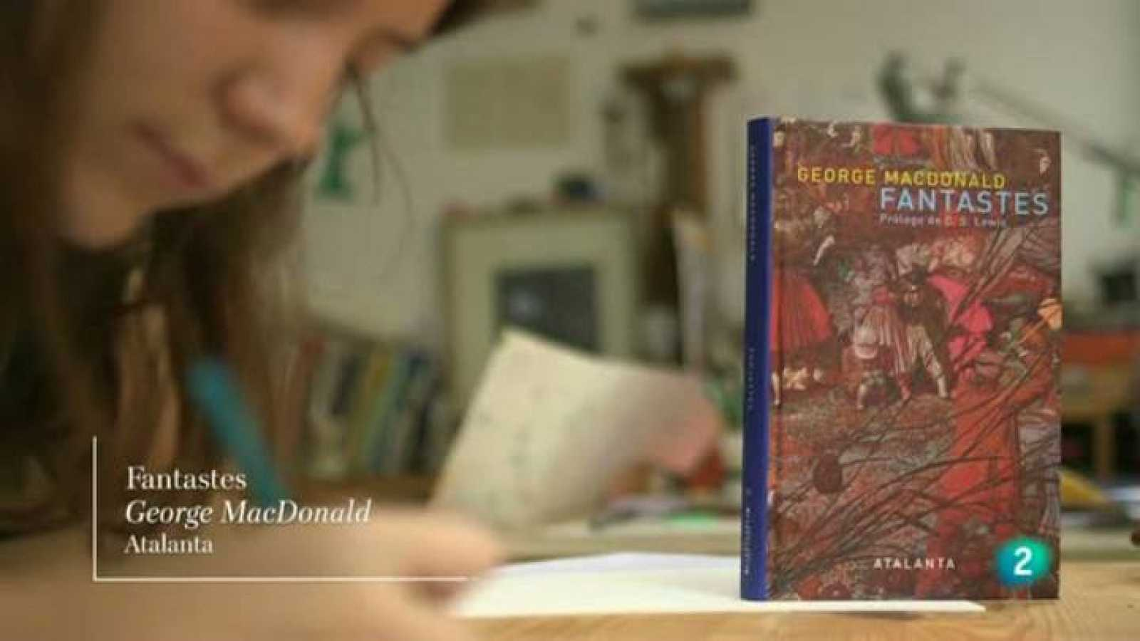 """El clásico de Página Dos es """"Fantastes"""" de George MacDonald"""