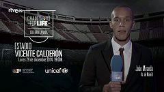 Champions for Life - Los jugadores celebrarán los goles como tú quieras