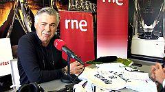 Carlo Ancelotti, en Radiogaceta de los deportes de RNE