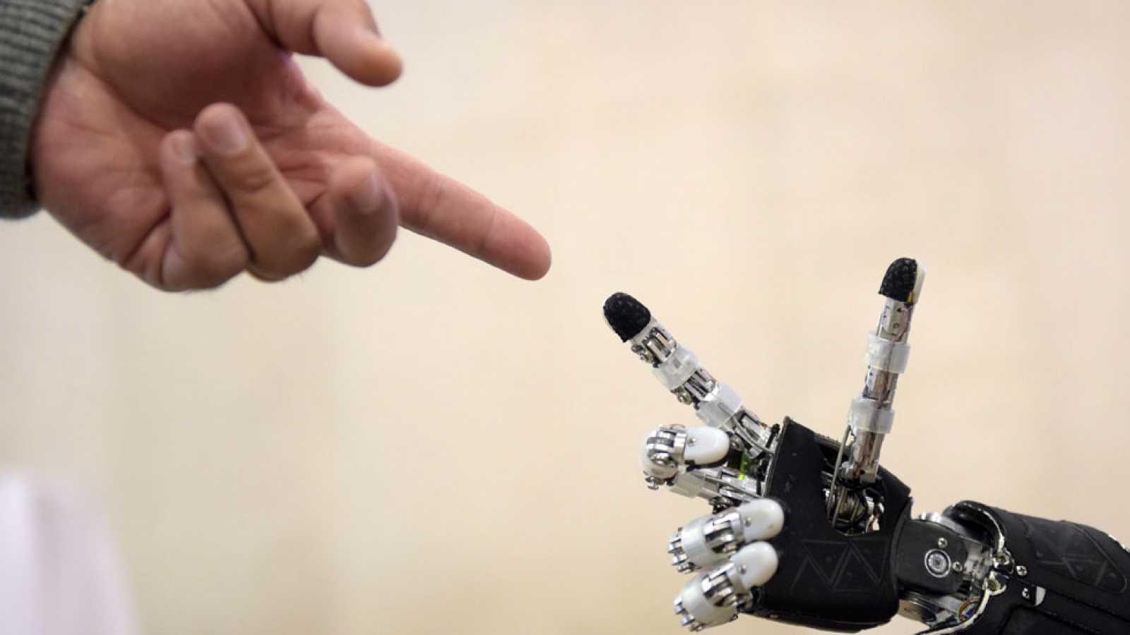"""Se celebra en Madrid """"Humanoids"""", congreso con lo último en robótica humanoide"""