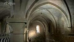 Si las piedras hablaran - Monasterio de Poblet. El largo sueño