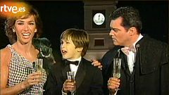 'Carlitos', en las campanadas de TVE