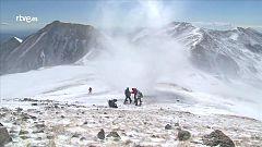 Cumbres - Àlex Corretja sube a la cumbre del Bastiments - Avance