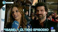 España Directo - La serie 'Isabel' se viste de largo para despedir la tercera temporada