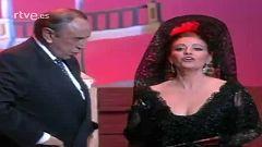 María Teresa Campos y Joaquín Prat cantan 'El relicario'