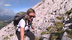 Cumbres -  Ainhoa Arteta sube al Monte Aitxuri - Avance