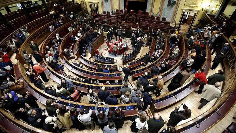 Día de puertas abiertas en el Congreso y el Senado