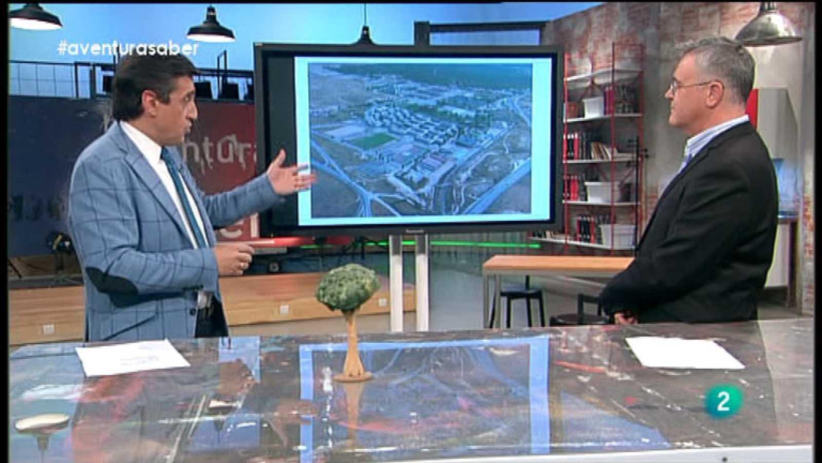 La Aventura del Saber. Pablo Campos-Calvo Sotelo. Sección La arquitectura del saber